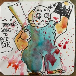Splatterhouse @LordBBH